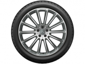 AMG Multi spoke grey 21""