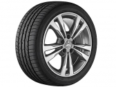 5 double spoke gray R19